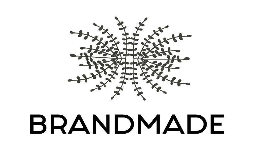 CGM Creation :  logo avec un emblême et le nom de la marque